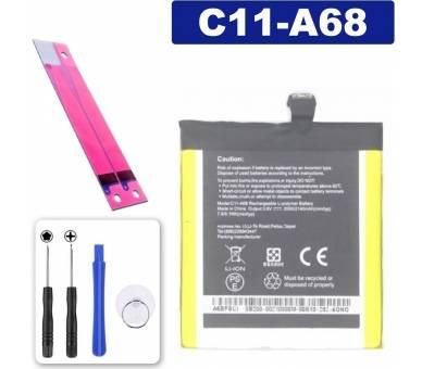 Asus Original C11-A68 - voor Padfone 2, batterij, Pila, 2140mAh, 3.8V ARREGLATELO - 1