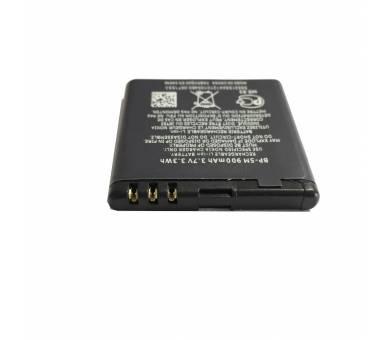 Batterij BP-5M BP5M BP 5M voor Nokia 6220 classic 6500 Slide 7390 8600 Luna  - 4