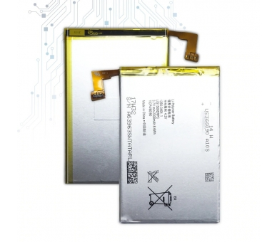 Battery For Sony Xperia SP , Part Number: LIS1509ERPC  - 2