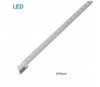 Retroiluminación Tiras LED para TV LTA460HQ18 SSL460-3E1C LJ64-03471A 2012SGS46 ARREGLATELO - 1