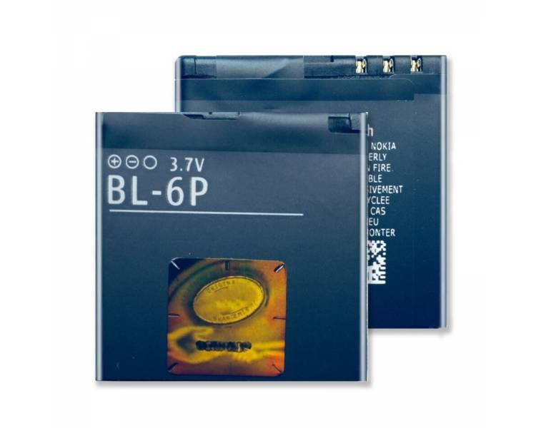 Battery For Nokia 650 , Part Number: BL-6P  - 1