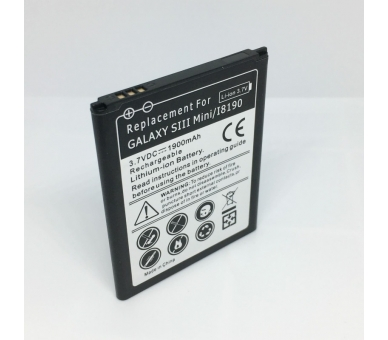 Batterij voor Samsung Galaxy S3 MINI i8160 i8190 S7562 S7568 4 Connector  - 1