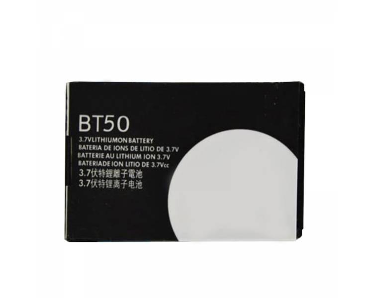 Bateria BT50 Motorola C975 C980 E1000 RIZR V1050 V360 V975 V980 MOTOKRZR K3 V235