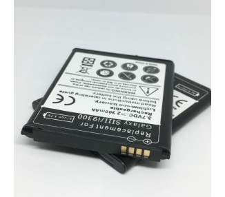 Bateria de Litio para Samsung Galaxy S3 SIII 9300  - 1