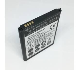 Bateria de Lition compatible para SAMSUNG GALAXY S3 SIII I9300 EB-L1G6LLU  - 1