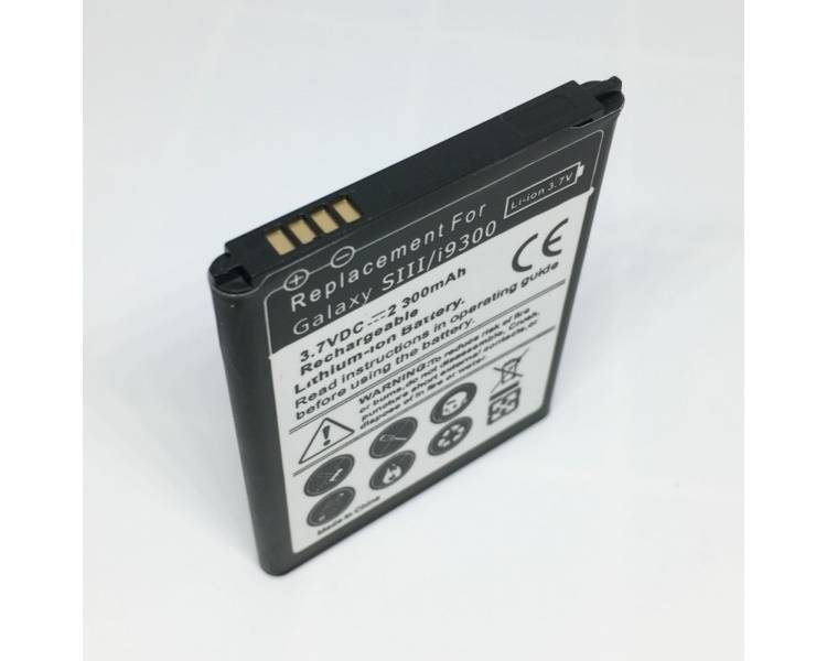 Kompatybilna bateria Lition do SAMSUNG GALAXY S3 SIII I9300 EB-L1G6LLU