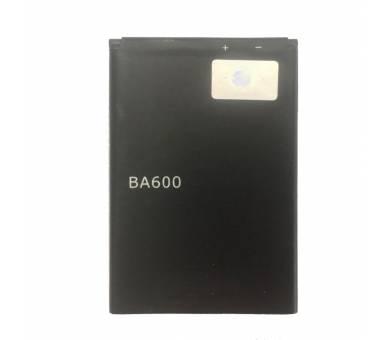 Originele Sony BA600 BA-600 BA 600 batterij voor XPERIA U ST25i ST25  - 1