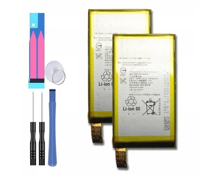 Batterij voor Sony Xperia Z3 Compact Mini M55W D5833 D5803 LIS1561ERPC Origineel  - 1