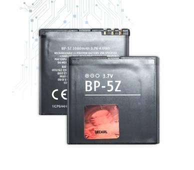 Originele accu voor Nokia BP-5Z BP5Z BP 5Z N700 Zeta  - 1