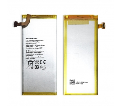 Battery For Huawei Ascend G6 , Part Number: HB3742A0EBC  - 3