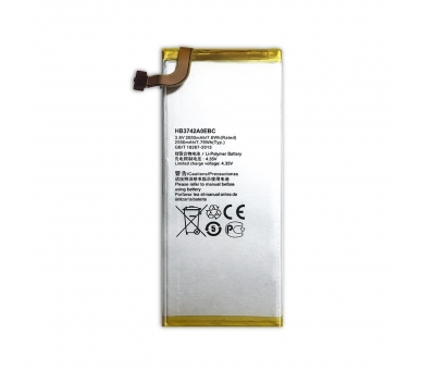 Battery For Huawei Ascend G6 , Part Number: HB3742A0EBC  - 5