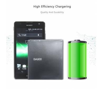 Originele Sony BA900 batterij voor Sony Xperia J TX GX LT29i ST26 ST26i ST26A  - 1