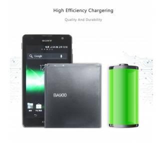 Oryginalna bateria Sony BA900 do Sony Xperia J TX GX LT29i ST26 ST26i ST26A