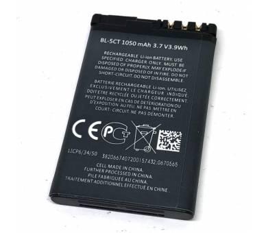 Nokia batterij BL-5CT BL5CT voor C3-01 C5-00 C6-01 3720 5220 6303 C5  - 1
