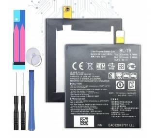 Bateria Original para LG GOOGLE NEXUS 5 D820 BL-T9 BLT9 BL T9 D821 LG - 1
