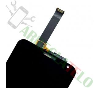 Pantalla Tactil Digitalizador Digitizer Nokia Lumia 530 Negra Negro Con Adhesivo ARREGLATELO - 3