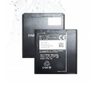 Bateria Original BA800 para Sony Xperia S LT26i ARC HD V LT25i ARC S 1700  - 1