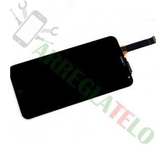 Pantalla Tactil Digitalizador Digitizer Nokia Lumia 530 Negra Negro Con Adhesivo ARREGLATELO - 4