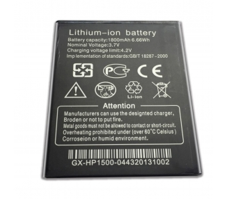 Oryginalna bateria THL-W100 THL W100 do THL W100 W100S