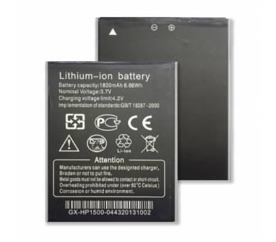 Originele batterij THL-W100 THL W100 voor THL W100 W100S  - 1