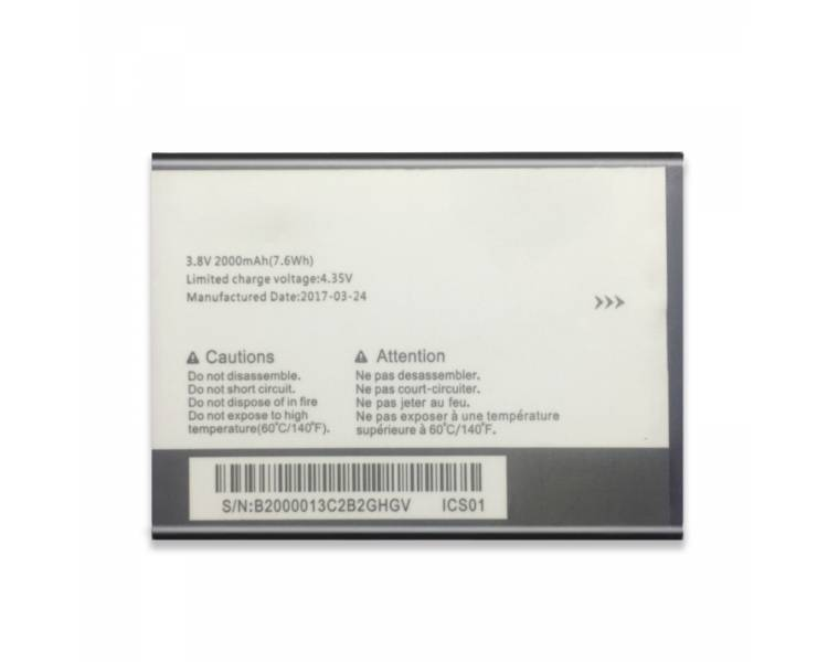 Originele TLI020F2 accu voor Alcatel One Touch POP 2 5042D 5042x OT-5042  - 2