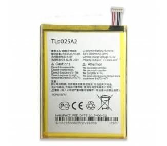 Bateria TLP025A2 Original Alcatel One Touch POP C9 OT-7047 OT-7047D 7047  - 1