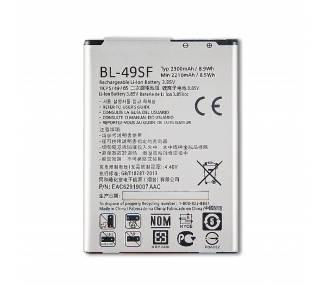 Bateria Original BL-49SF para LG G4S, G4 S, H735 H515  - 1