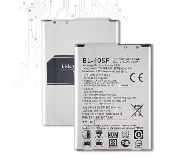 Originele batterij BL-49SF voor LG G4S, G4 S, H735 H515  - 1