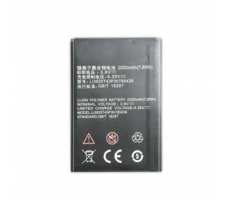 Oryginalna bateria do ZTE BLADE L3 Li3820T43P3h785439