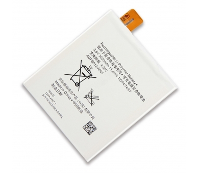 Battery For Sony T2 Ultra , Part Number: AGPB012-A001  - 1