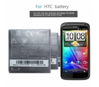 Oryginalna bateria do HTC Sensation G14 BG58100 EVO 3D G21 G18 G14 Z710E