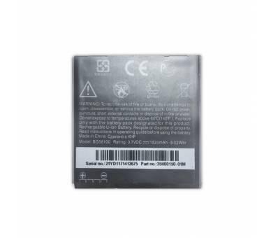 Battery For HTC Sensation , Part Number: BG58100  - 1