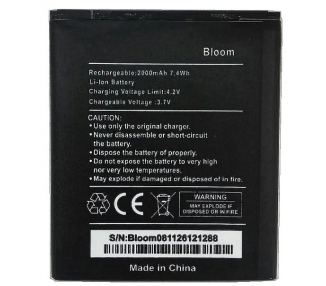 Battery For Wiko Bloom , Part Number: WIKOB  - 1