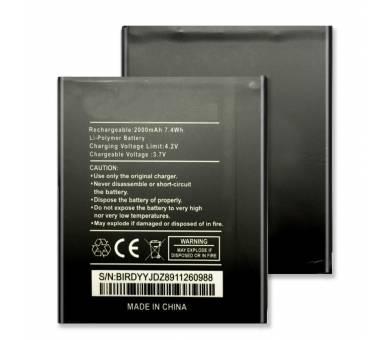 Batterij voor Wiko Cine Peax 2, originele capaciteit ARREGLATELO - 1