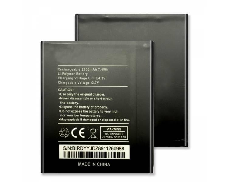 Batterij voor Wiko Fizz, originele capaciteit ARREGLATELO - 1
