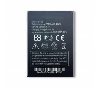 Battery For THL L969 , Part Number: BL-08  - 1