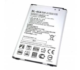 Bateria Original LG BL-45A1H para LG LG K420N K10 LTE Q10 K420 K450  - 1
