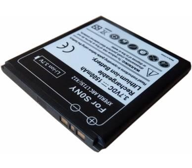BA750 BA-750 batterij voor Sony Xperia Arc S X12 LT15i LT18I HOGE CAPACITEIT 1800  - 1