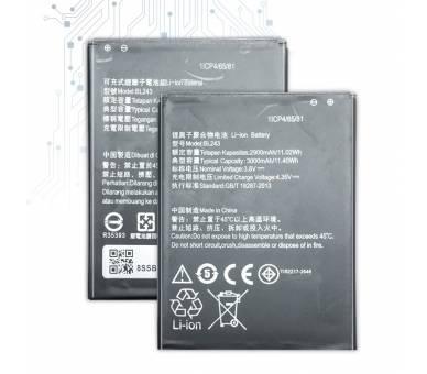 Originele batterij Lenovo BL243 voor Lenovo K3 Note  - 1