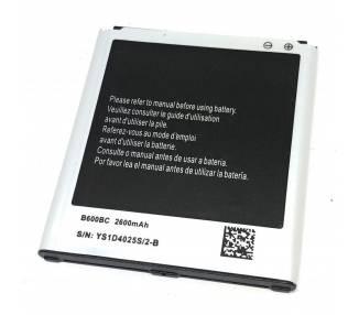 Bateria Original para Samsung Galaxy S4 i9500 SIV - 2600 mAh EB-B600BC B600BE Samsung - 1