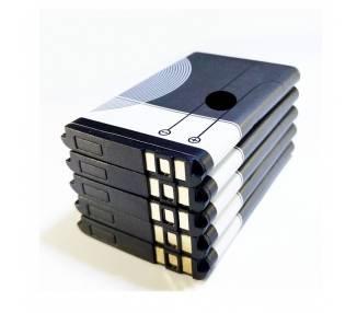 Bateria BL-5CB para NOKIA 1616 1800 C1-02 100 101 103 105 106 111 113 1100 2270  - 1