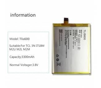 Bateria interna para UMi MAX - UMi Super LI3834T43P6h886740  - 1