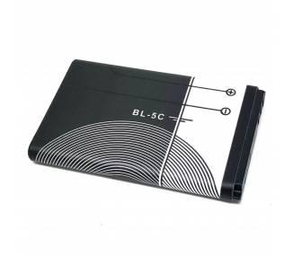 Bateria BL-5C para Nokia 100 101 1100 110 112 114 1200 1110 N70 6230 2600 6630 Nokia - 1