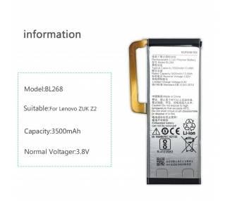 Bateria Original Li-iON para Lenovo ZUK Z2 BL268 Lenovo - 1
