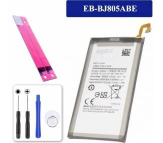 Bateria Interna para Samsung Galaxy A6 Plus 2018 A605 - MPN Original EB-BJ805ABE Samsung - 1