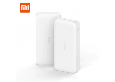 Bateria Externa Original Xiaomi 20000 Mah para Samsung Sony iPhone LG Huawei  - 1