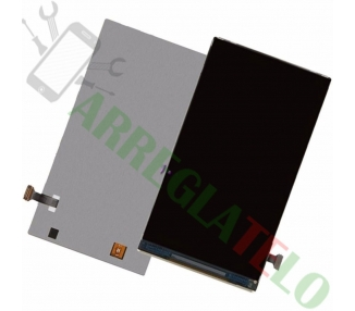 LCD für Huawei G510 * Orange Daytona *