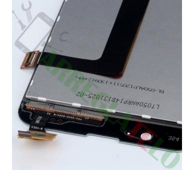 Volledig scherm voor Zopo ZP980 C2 C3 Zwart Zwart FIX IT - 4