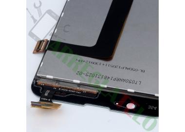 Pantalla Completa para Zopo ZP980 C2 C3 Negro Negra ARREGLATELO - 4