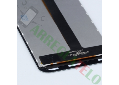 Pantalla Completa para Zopo ZP980 C2 C3 Negro Negra ARREGLATELO - 6